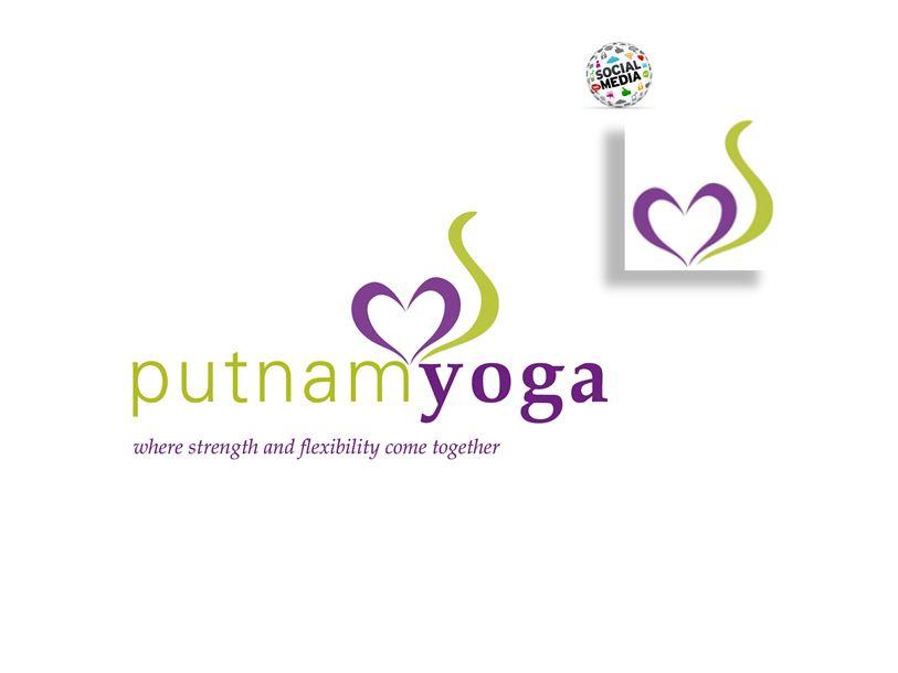 Putnam Yoga Brand Identity