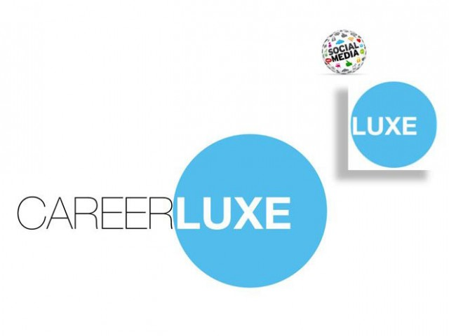 Career Luxe Brand Indentity