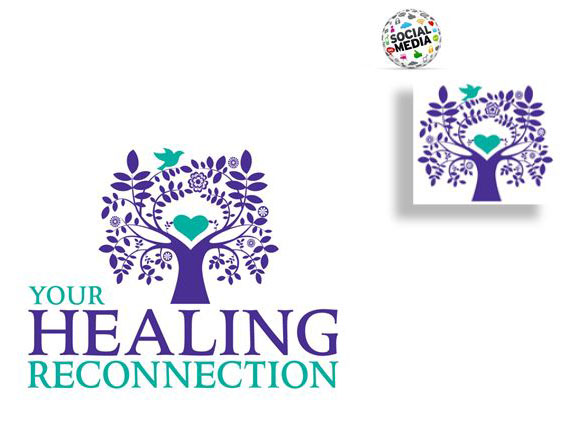 YOur Healing Reconnection Brand Identity