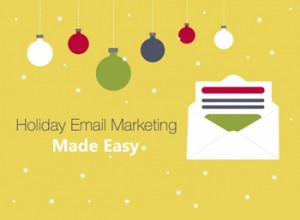Holiday Email Marketing Automation