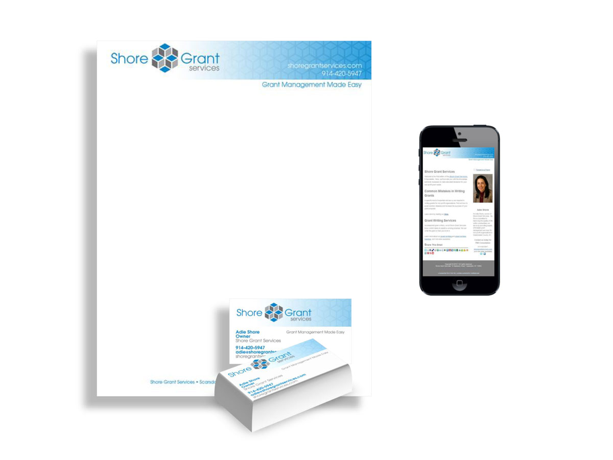 Shore Grant Print and Digital Campaigns
