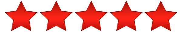 5 red stars review.